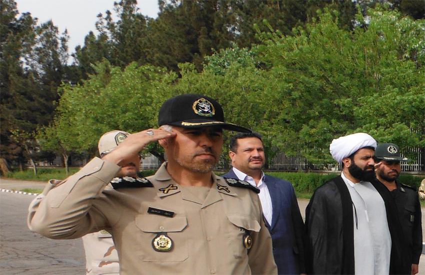 هدف ارتش اعتلای کلمه «لا اله الا الله محمد رسول الله» است