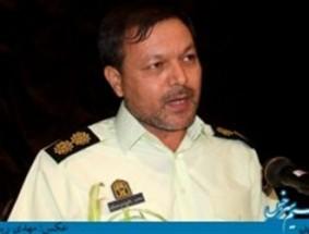 دستگیری سارق منزل کمتر از ۲۴ ساعت در سرخس