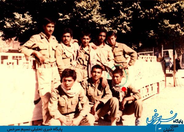 آخرین سروده های «شهید سرخسی» یک روز قبل از شهادت+عکس منتشر نشده