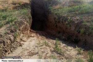 حفاری غیرمجاز (2)