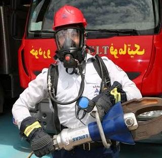 تجهیز پالایشگاه گاز سرخس به سیستم دستگاه تنفسی ارتباطی بی سیم