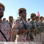 تصاویر/ صبحگاه مشترک نیروهای مسلح سرخس به مناسبت سوم خرداد