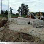 عملیات آماده سازی ساخت المان «شهدای گمنام سرخس» (9)
