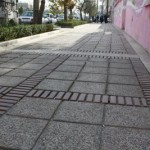 پیادهروسازی و اصلاح هندسی خیابان امیرکبیر سرخس