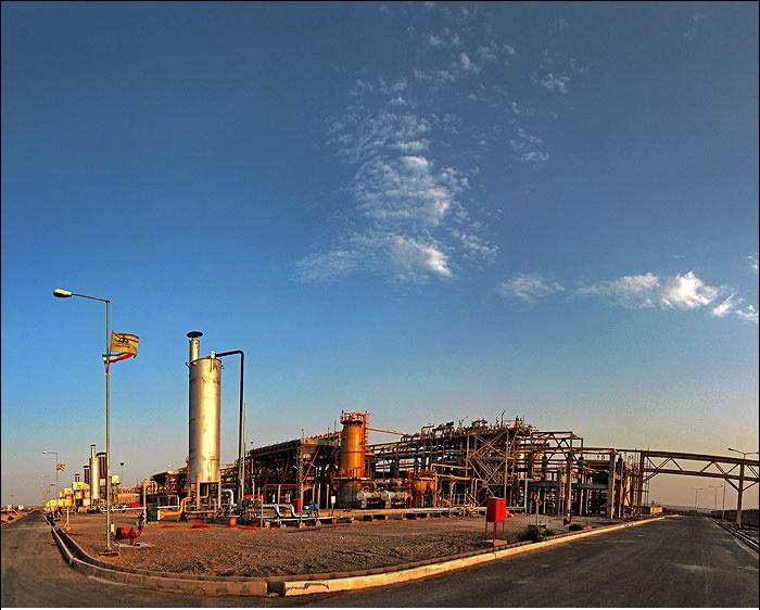 برداشت ۸۵۵ میلیون مترمکعب گاز از مخزن شوریجه سرخس