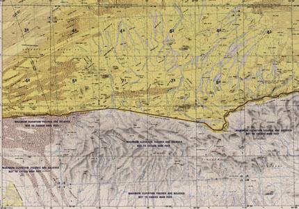 شرایط جغرافیایی و آب و هوایی شهرستان سرخس