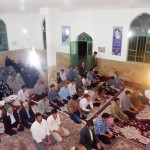 مسجد امام سجاد (ع) روستای چنارسوخته سرخس تکمیل شد
