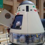 اولین فضاپیمای سرنشین دار ایرانی + عکس