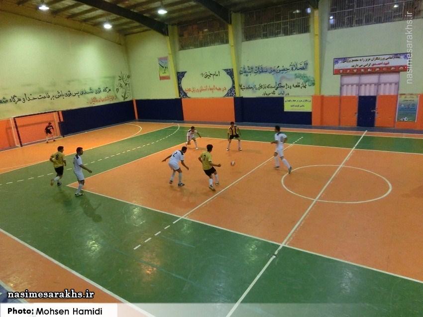 آغاز دومین دوره از مسابقات جام ولایت شهرستان سرخس با حضور ۳۲ تیم فوتسال و ۱۶ تیم والیبال