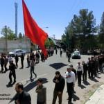 تصاویر/ امروز همه خود را وقف امام صادق علیه السلام کردند
