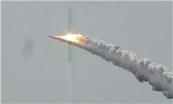 تصویر جدید از موشک ناشناخته سپاه+فیلم