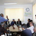 جلسه استاندار اردبیل به جنجال کشیده شد+عکس