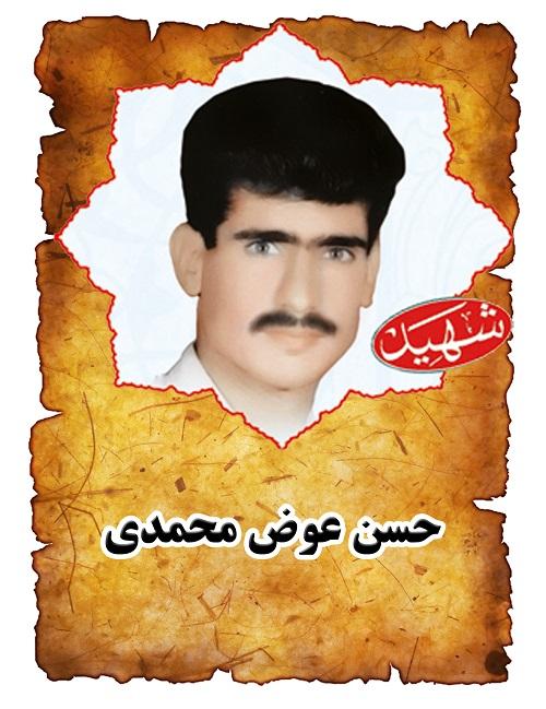 شهید حسن عوض محمدی