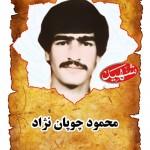 شهيد محمود چوپان نژاد