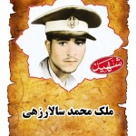شهید ملك محمد سالارزهي