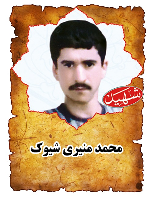 شهید محمد منیری