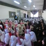 برگزاری جشن عید غدیر در کانون فرهنگی محدثه شهرستان سرخس