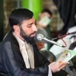 دعای عرفه امام حسین (ع) در سرخس طنین انداز شد+تصاویر