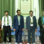 اجتماع سادات سرخس در مسجد امام رضا علیه السلام