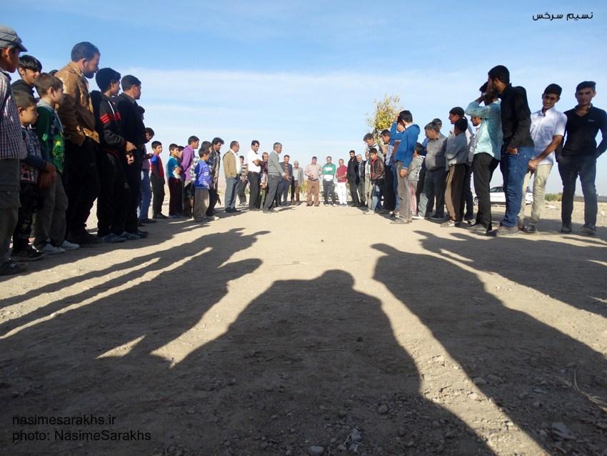 بازی های بومی و محلی در سرخس (1)