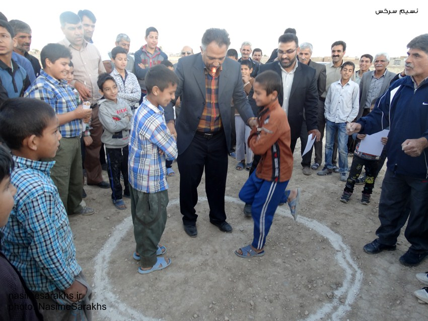 بازی های بومی و محلی در سرخس (5)