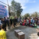 مسابقه دو صحرانوردی دانش آموزی در سرخس