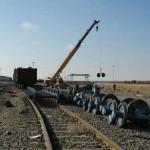 عملیات تعویض بوژی در ایستگاه راه آهن سرخس حذف شد
