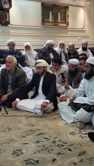 حضور استاندار دولت یازدهم در مجلس عروسی ایام اربعین با کدام توجیه؟!+تصاویر