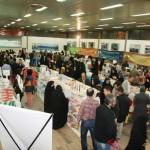 نمایشگاه کتاب سال سرخس پس از طی مراحل قانونی بازگشایی می شود/ پلمپ نمایشگاه به علت نداشتن مجوز بوده است