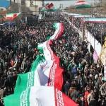 مسیر راهپیمایی ۲۲ بهمن ماه در شهر مرزی سرخس اعلام شد