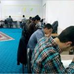 اعتکاف علمی 208 دانشآموز سرخسی در ایام نوروز 95/ تقدیر از 1000 دانشآموز نمونه در حوزه عفاف و حجاب