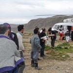 روستای «شوریجه سرخس» از محاصره سیلاب آزاد شد