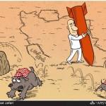 کاریکاتور/ فواید موشکهای ایران