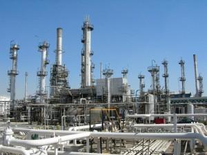 پروژه تصفیه پسابهای نفت آلود در سرخس به بهرهبرداری رسید