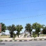 شهدای گمنام شهرستان سرخس (1)