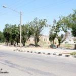 شهدای گمنام شهرستان سرخس (2)