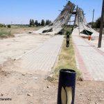 شهدای گمنام شهرستان سرخس (9)