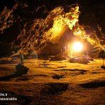 «غار مزدوران» شهرستان سرخس