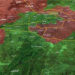 محاصره حلب کامل شد