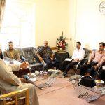 تجلیل امام جمعه سرخس از خبرنگاران