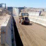 راه اندازی بزرگترین پل و زیرگذر تخلیه غلات شرق کشور در سرخس