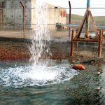 چشمه آب گرم خانگيران سرخس بهتر از آب گرم سراب و سرعين