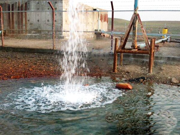 چشمه آب گرم خانگیران سرخس بهتر از آب گرم سراب و سرعین