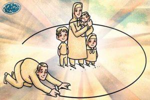 پاسداری از حریم خانواده به وسیله امربه معروف و نهی از منکر!