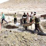 جهاد با نفس در محرومترین روستاهای سرخس+ تصاویر