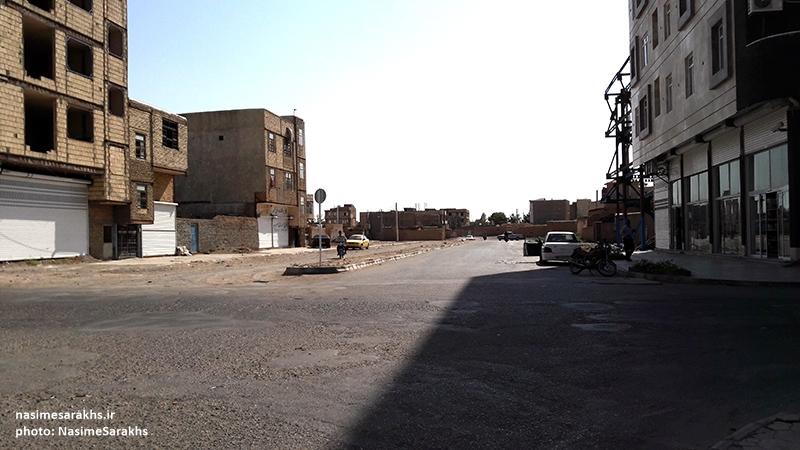 خیابان ثارالله سرخس (1)