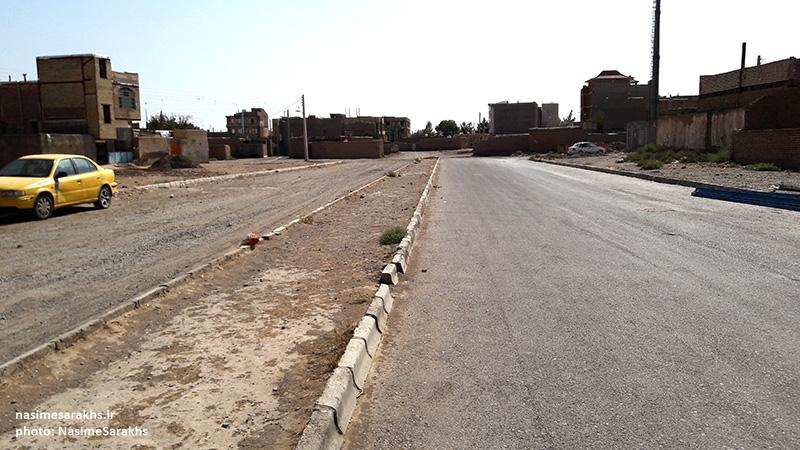 خیابان ثارالله سرخس (2)