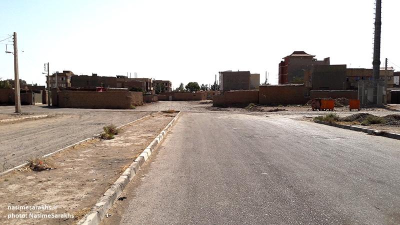 خیابان ثارالله سرخس (3)