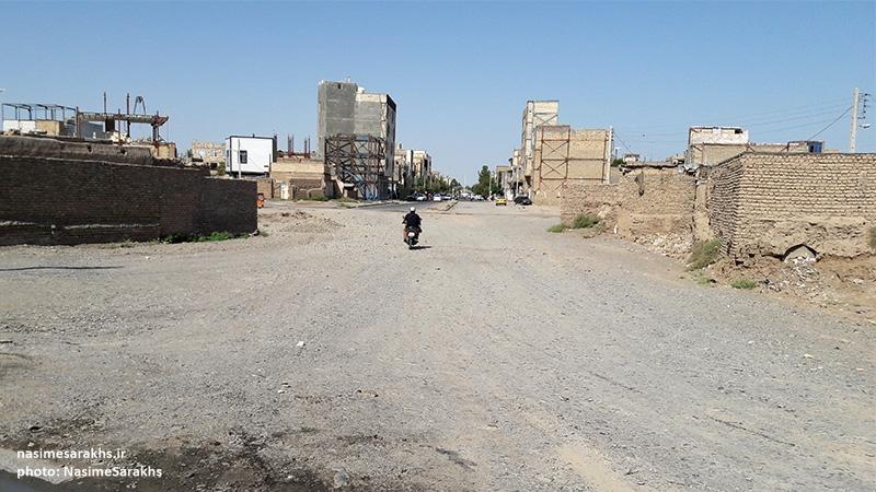 ۱۸ سال انتظار برای باز شدن گره کور ترافیک شهر سرخس!/ خرید سه ساختمان دیگر تا بازگشایی خیابان ثارالله سرخس