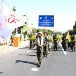 تصاویر/ مراسم رژه نیروهای مسلح شهرستان سرخس